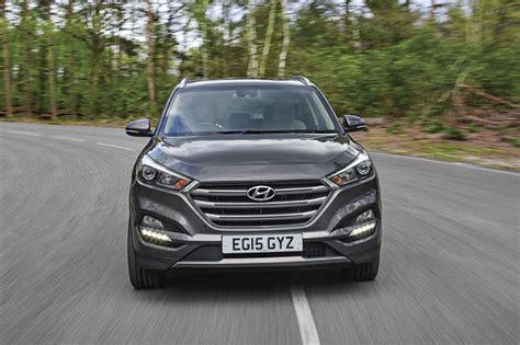 hyundai tucson test hyundai tucson review test drive autocar india