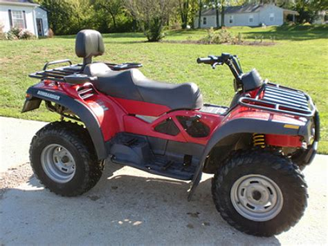 Weekly Used Atv Deal 2005 Can Am 650 4x4 3000