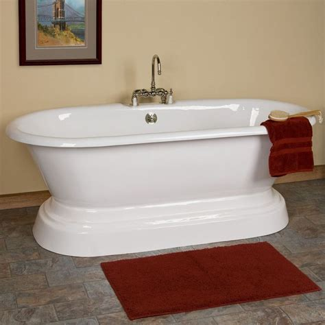 Small Pedestal Tub 17 Best Ideas About Pedestal Tub On Small