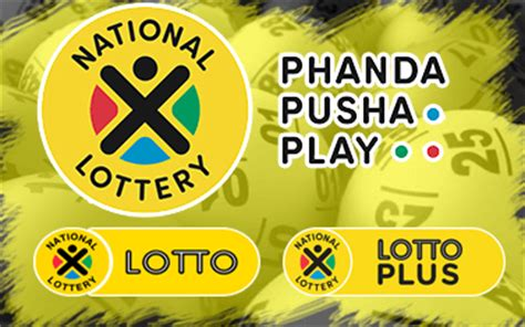lotto lotto plus south africa sa national lottery