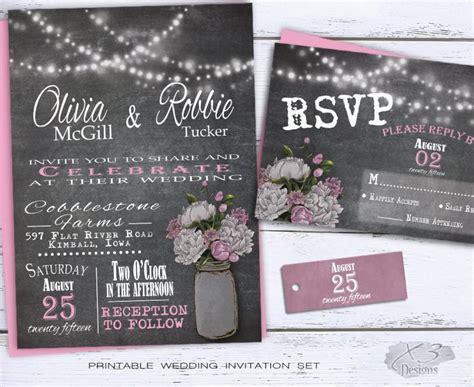 Wedding Invitations Jar by Jar Wedding Invitation 2351254 Weddbook