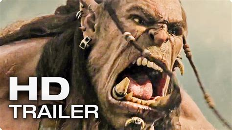 fantasy film beginning with a warcraft movie trailer 2016 youtube