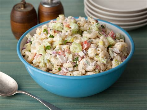 Foodnetwork The Kitchen Recipes by American Macaroni Salad Recipe Food Network Kitchen Food Network
