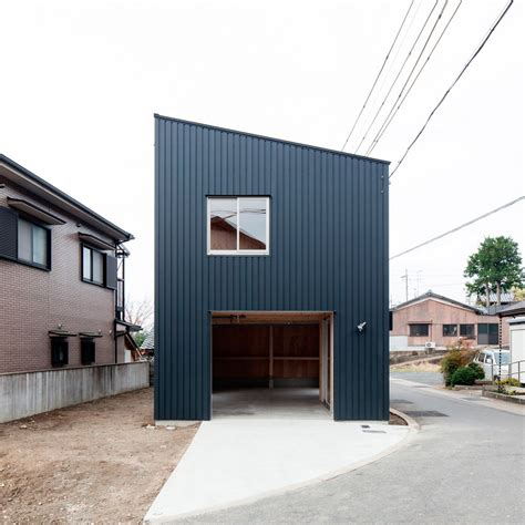 japanese minimalist house design minimalist box shaped house by yoshihiro yamamoto danchi hutch freshome com