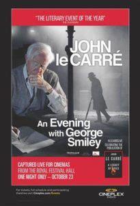 libro a legacy of spies cr 243 nica de john le carr 201 an evening with george smiley de jorge gutman de tribuna cultural