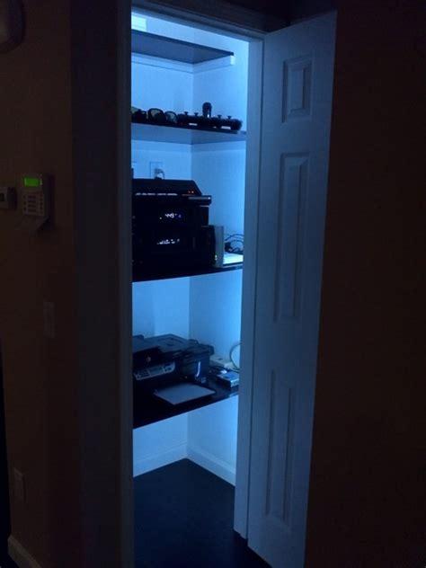 media closet