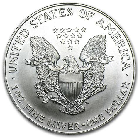 1 oz silver american eagle coin 1998 american silver eagle 1oz coin from u s mint bu