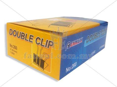 Binder Clip No 260 Joyko penmark binder clip 51mm 12s 260 fauzul enterprise