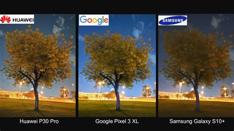 camera comparison p pro  pixel  xl