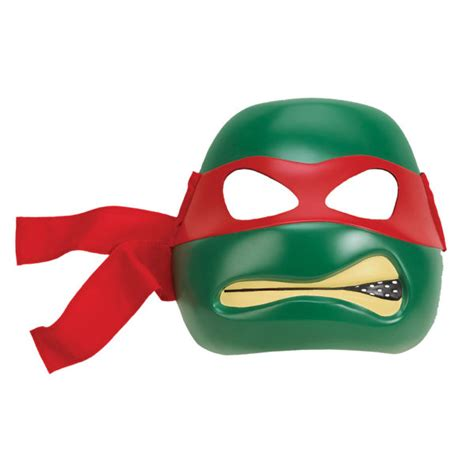 Mask Tmt Turtle Isi4 mutant turtles deluxe raph mask iwoot
