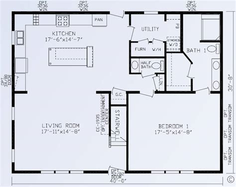 fairmont homes floor plans homes by stoddard s fairmont model 99704 cape