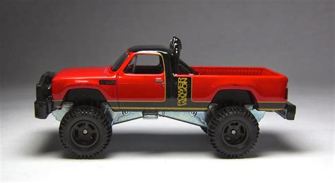Hw Dodge Power Wagon the lamley look wheels retro entertainment 1980 dodge power wagon and