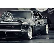 1968 Dodge Charger Blown  The Speechless Beauty