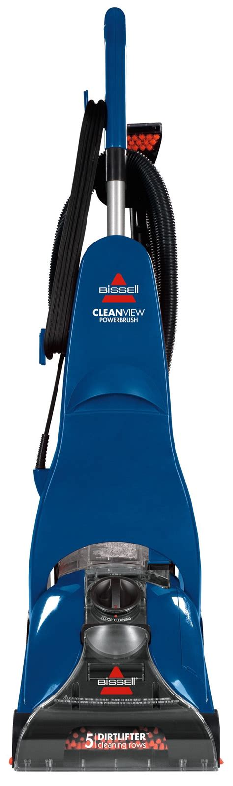 cleanview powerbrush ef upright carpet washer