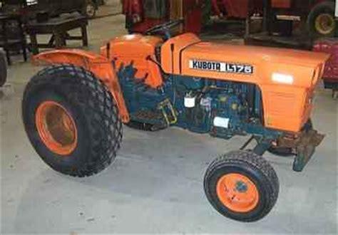 Used Farm Tractors For Sale 1975 Kubota L175 2003 11 19