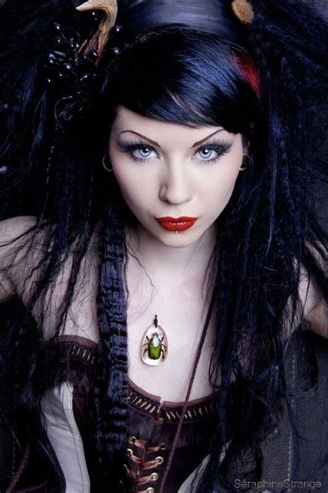 207 best images about makeup dark gothic on pinterest