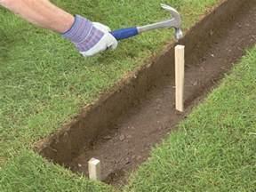 How To Lay Brick Patio How To Build A Brick Garden Wall Diy