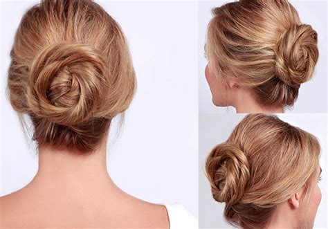 Different Bun Hairstyles by Hair Bun Hairstyles Now It S Pretty Easy To Hide