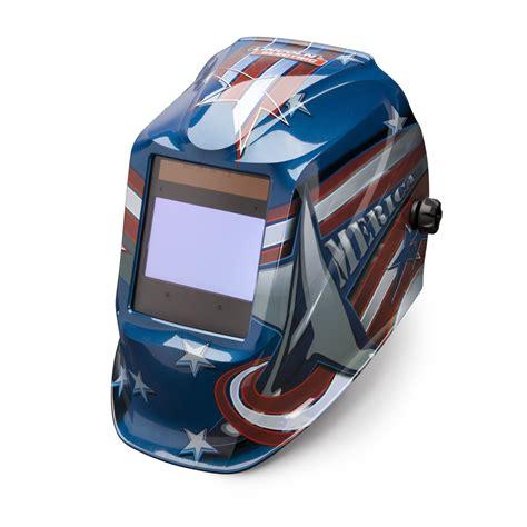 lincoln 2450 welding helmet lincoln viking 2450 series all american auto darkening