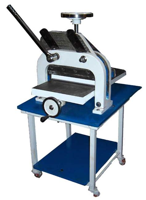 Small Paper Machine - table top small paper cutting machine