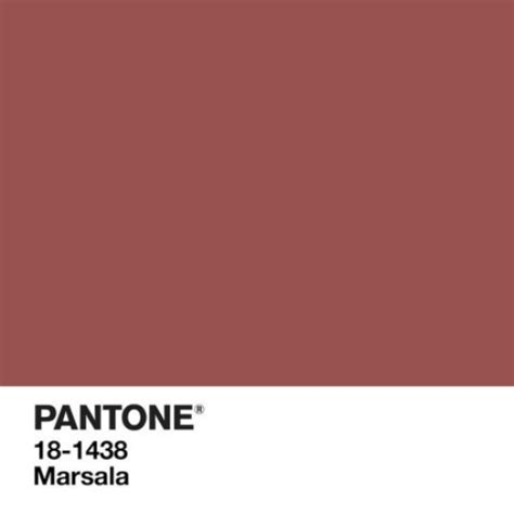 Marsala Color by Aprende A Combinar El Marsala El Color Del A 241 O