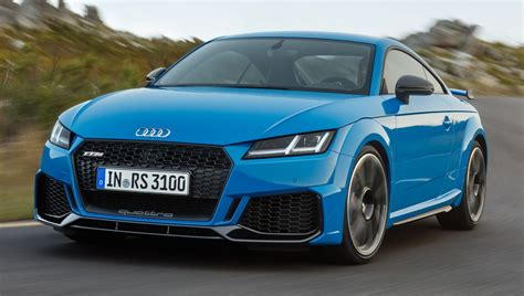 2019 Audi Tt Rs by 2019 Audi Tt Rs Facelift New Look No Power