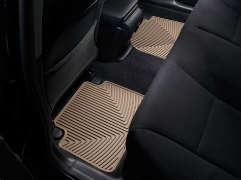 Honda Accord All Weather Floor Mats by Weathertech 174 All Weather Floor Mats Honda Accord Sedan