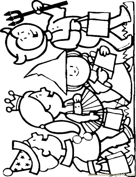 Halloween Coloring Pages Pdf Coloring Home Coloring Pages Pdf