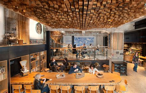 design cafe europa the bank a starbucks coffee theatre in amsterdam