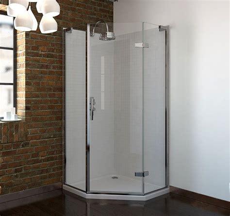 Large Corner Shower Stalls 15 Must See Corner Showers Pins Small Bathroom Showers