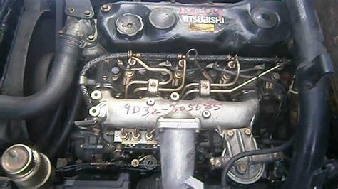 Crankshaft 4d34 Mitsubishi Canter Ps125 雕 149 4d32 doovi