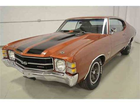 1971 chevrolet chevelle ss for sale on classiccars