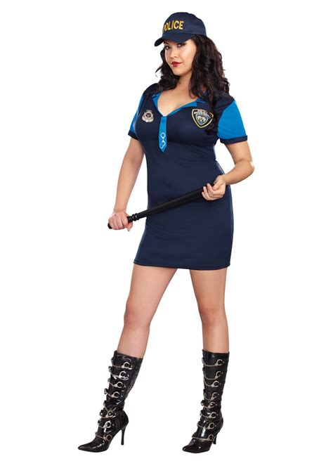dirty detective  size women costume professional