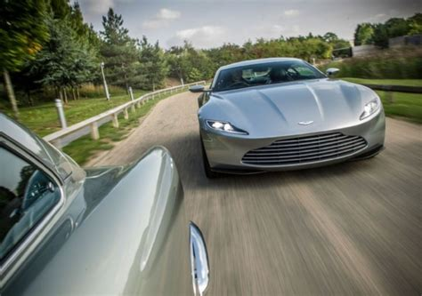 Bond Aston Martin Auction Bond S Aston Martin Db10 Fetches 3 5m At Auction