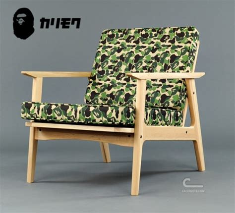 bape couch a bathing ape x medicom toy life entertainment x karimoku