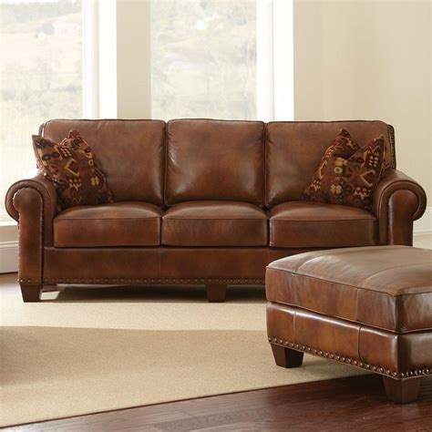throw pillows for leather sofa best decor things