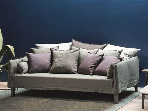 couch cover ups 4 seater sofa with removable cover up 16 by gervasoni