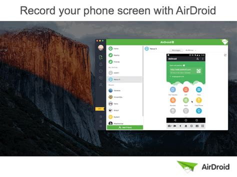 record android screen on pc airdroid update record phone screen plus copy paste between clipboards androidtapp