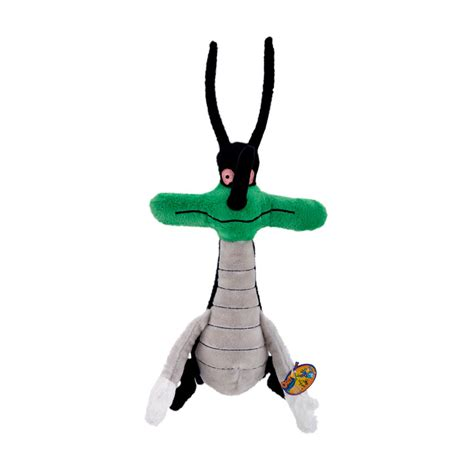 Oggy Basic 9 Inch jual oggy and the cockroaches marky basic plush green