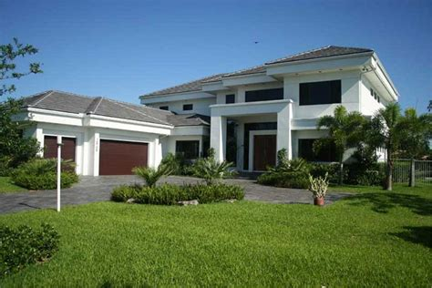 custom home plans in fort myers port florida