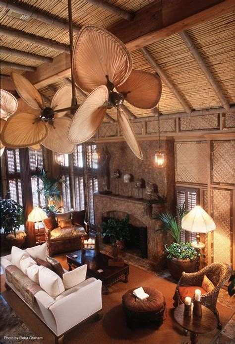 choose  ceiling fan   home tropical
