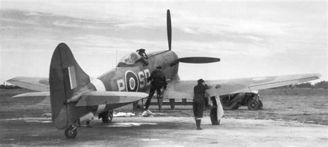 tempest squadrons of the tempest v performance