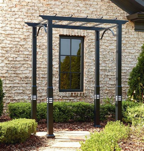 Garden Oasis Arbor With Lights Things To Consider Before You Purchase A Pergola