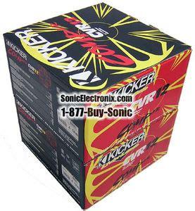 Kickers Sonic kicker 03cvr122 12 quot car subwoofers sonic electronix