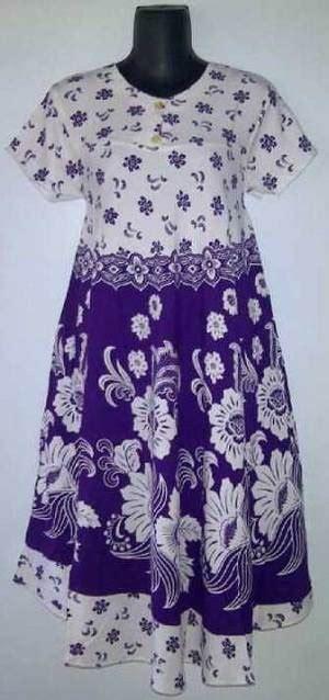 Dls15090001 Daster Batik Bahan Shantung fitinline kain shantung