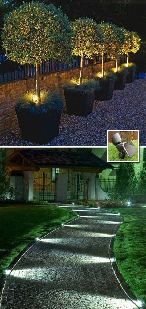 Landscape Lighting Cost 24 Low Cost Ways To Power Up Your Homes Curb Appeal Haveideer Udend 248 Rs Og Havearbejde