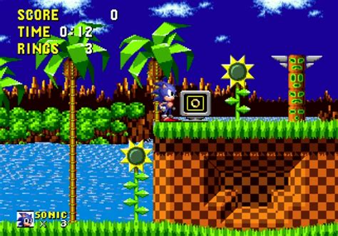 super mario maker mod green hill zone sonic the retro weekends sonic the hedgehog the wired fish network