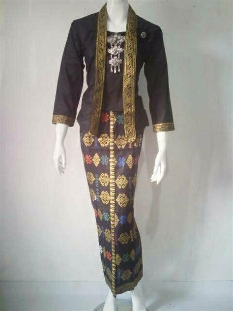 Baju Kebaya Batik Kerja jual baju kerja batik kebaya batik songket warna ayusari batik