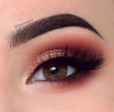 Best Ideas For Makeup Tutorials : Rose gold perfection
