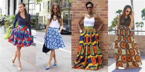 les modeles des jupes en pagne mode wax pagne africain tendance blog ashantisboutik